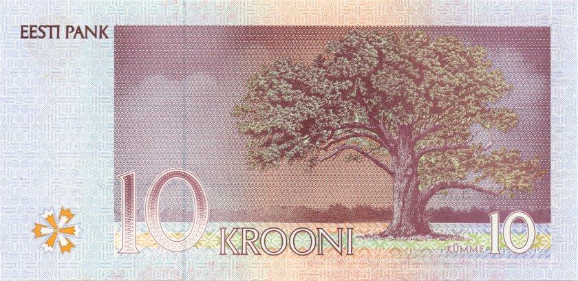 Estonia P77 10 Krooni 1994 UNC