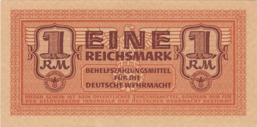 Germany P-M36 1 Reichsmark 1942 UNC-
