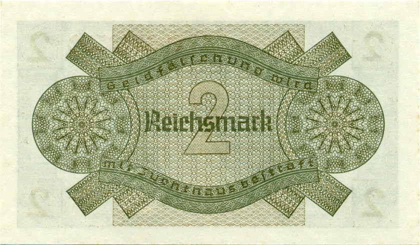 Germany P-R137 2 Reichsmark 1940-1945