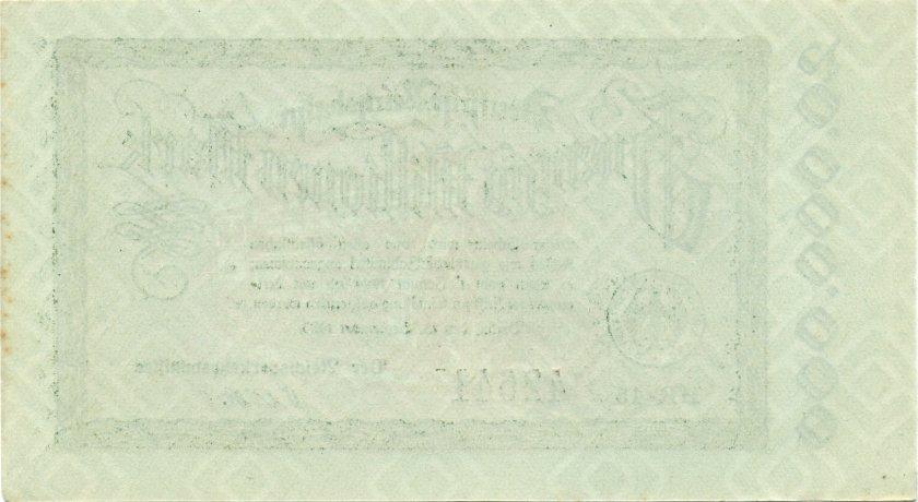 Germany P-S1015(1) 20.000.000 Mark 1923 AU