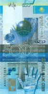 Kazakhstan P29(2) 500 Tenge 2006 UNC