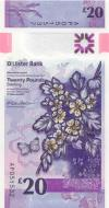 Northern Ireland P-NEW 20 Pounds Sterling Ulster Bank 2019 UNC