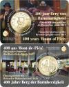 Belgium 2018 2.5 Euro 400 years Mount of Piety (Dutch) UNC
