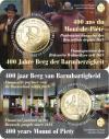 Belgium 2018 2.5 Euro 400 years Mount of Piety (French) UNC