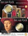 Belgium 2020 2 Euro Jan van Eyck (Dutch) UNC