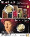 Belgium 2020 2 Euro Jan van Eyck (French) UNC