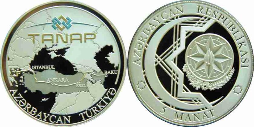 Azerbaijan 2016 Trans-Anatolian gas pipeline TANAP