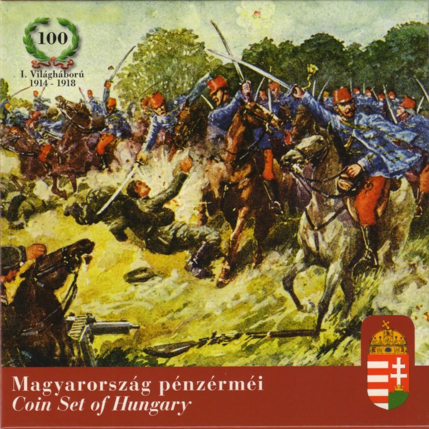 Hungary 2014 Mint Set BU