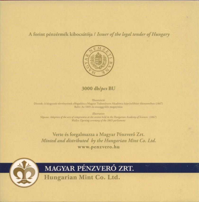 Hungary 2015 Mint Set BU