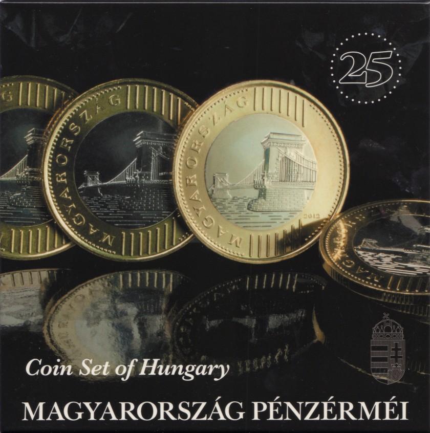 Hungary 2017 Mint Set BU