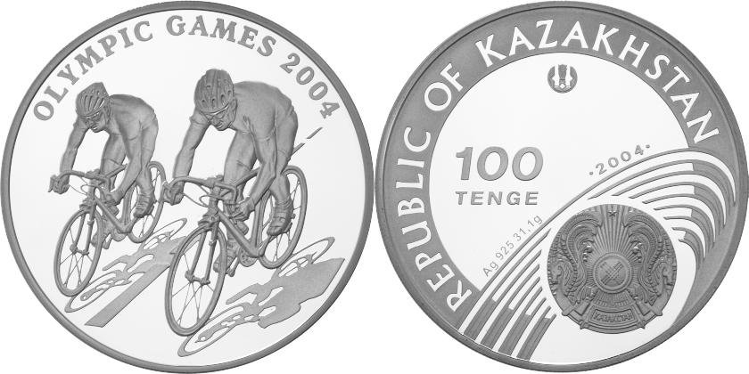 Kazakhstan 2004 Olympic games 2004 Cycling