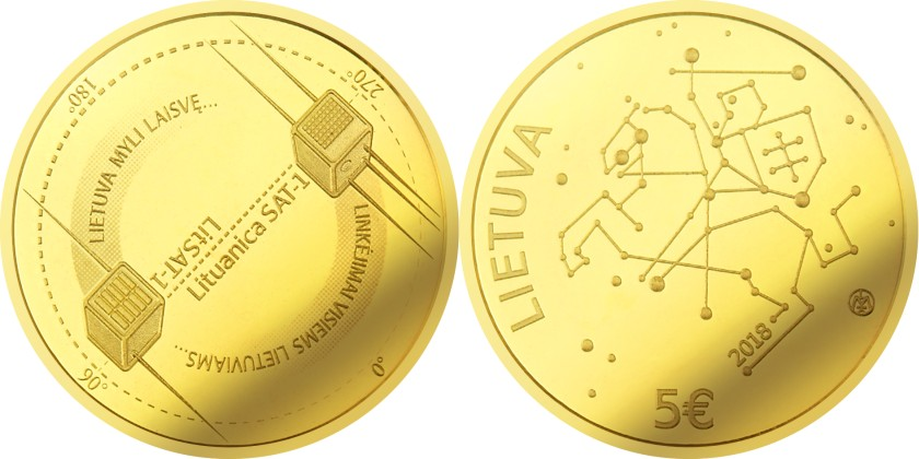 Lithuania 2018 Technological Sciences